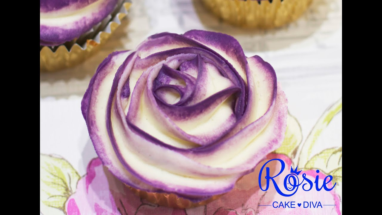Two Tone Purple Rose Mixed Media by Tracie Howard |Two Tone Lavender Roses