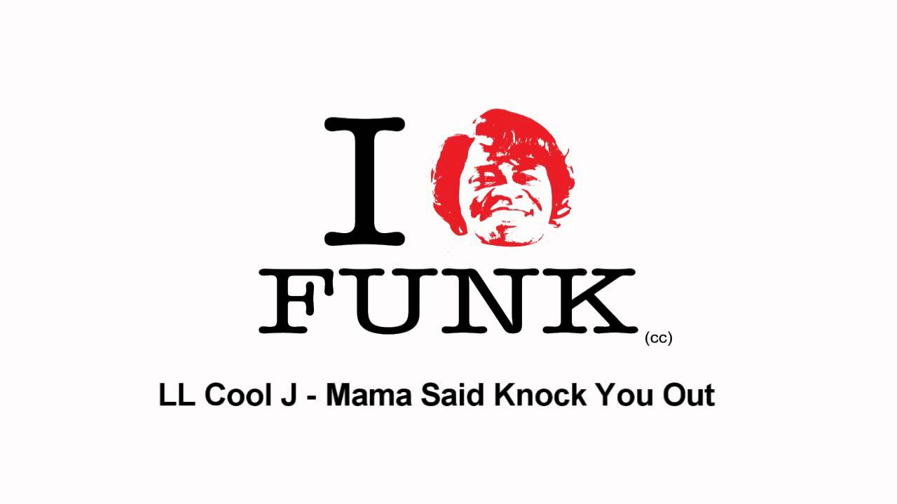 ll cool j mama said knock you out - 1280×720