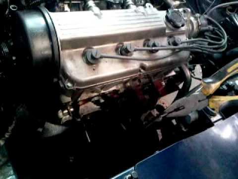 funcionamiento del motor de chevrolet esteem youtube