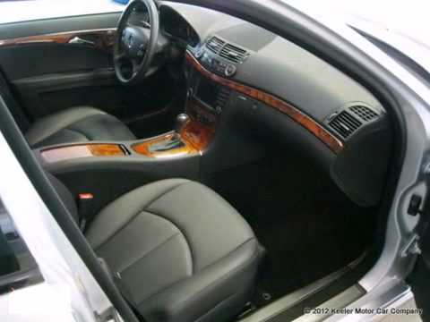 2008 Mercedes Benz E Class M130043a In Albany Ny Latham