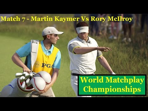 PGA Tour World Matchplay Championships East Lake GC Match 7