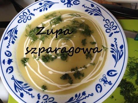 Zupa Szparagowa Holenderska By Magdus