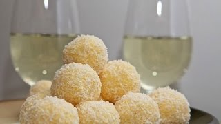 Сырные шарики, оригинальная закуска к праздничному столу за 7,5 минут