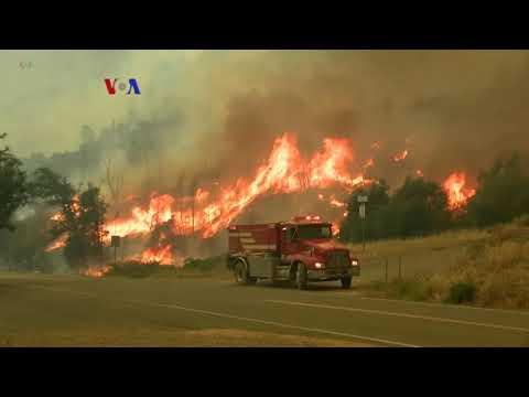 California Hadapi Kebakaran Lahan Terbesar Dalam Sejarah Mp3