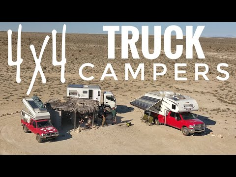 8 Reasons Why You Should NOT Buy A 4x4 Truck Camper