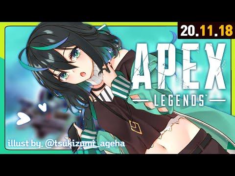 【🔴 LIVE 】プラチナまで耐久!! l 플레티넘까지 내구!  【APEX/라이브】