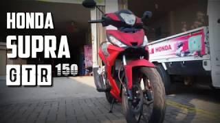 Honda supra gtr | Honda gtr 150cc