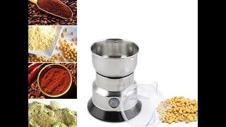 Household Electric Food Coffee Grinding Machine - Banggood.com