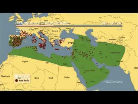 Conférence 1 : l'islam politique et les guerres de religion