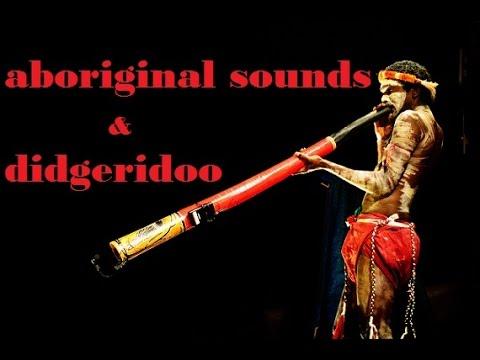 DIDGERIDOO.SONORITA' ABORIGENE AUSTRALIANE. Aboriginal Australian sounds.