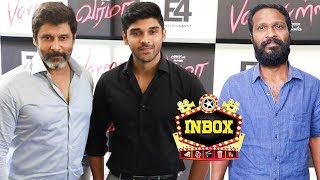 BREAKING: Vikram & Dhruv act together for Vetrimaaran?