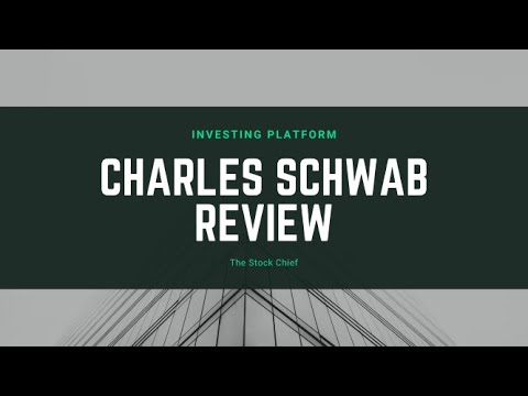 Charles Schwab Review | Investing Platform Review