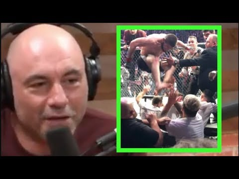 "Joe Rogan - UFC 229 Brawl ""There's a Price to be Paid"""