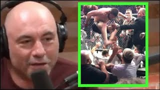 Joe Rogan - UFC 229 Brawl