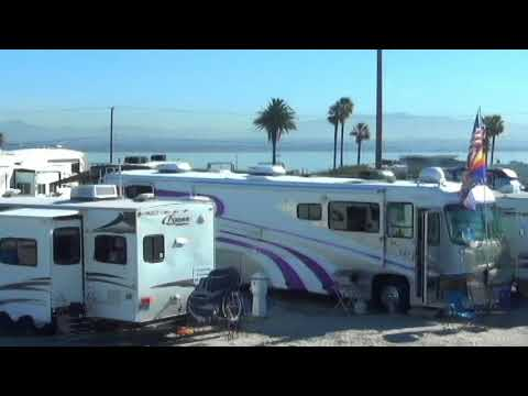 San Diego County's Imperial Beach & The Silver Strand