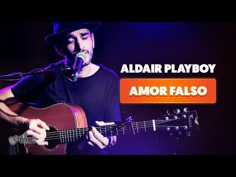 AMOR FALSO - Aldair Playboy  Cover Cifra Club
