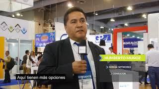 Logistic Summit & Expo 2017 - Testimonio Visitante - Kodiak Networks - Humberto Muñoz