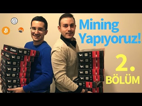 Bulut Madencilik mi? Madencilik Donanımı mı? Bitcoin ve Kripto Madenciliği 2.Böl