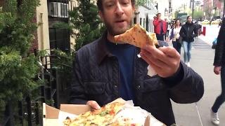 Barstool Pizza Review - Neapolitan Express. (Bonus - Stranger on the camera)