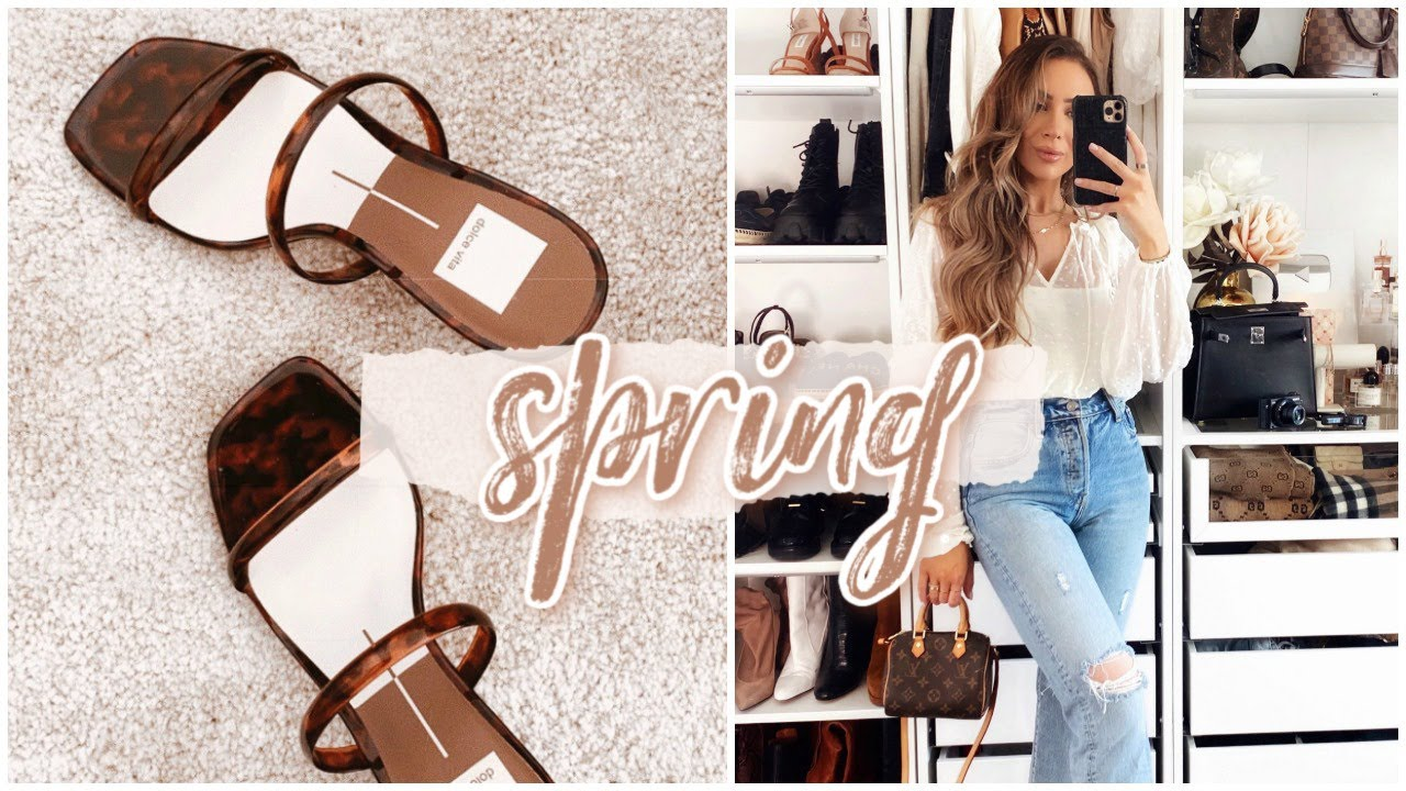 SPRING CLOTHING HAUL!! NEUTRAL EVERYDAY OUTFITS