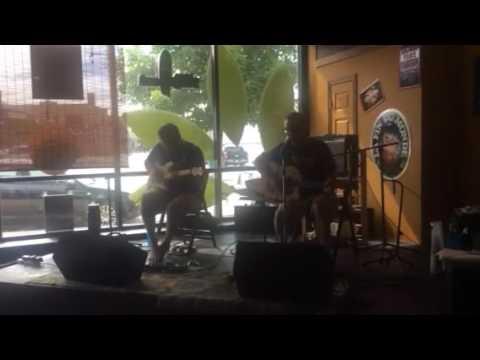 "The Johns at Grape & Grain, June 12, 2016 -- cover of Paul Kelly's ""Careless"""