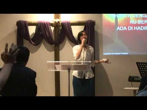 GBI FCC Worship Song Leader Yoki Tita