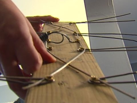 Homemade TV antennas becoming popular