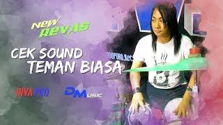 Download lagu Cek Sound Teman Biasa DM MUSIC MP3