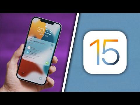 iOS 15 : Toutes les plus grosses nouveautés !