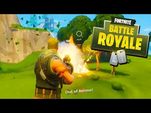 WE MUST PROTECT THIS HILL! - Fortnite Battle Royale!