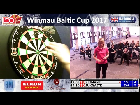 Baltic Cup 2017 - ladies singles final