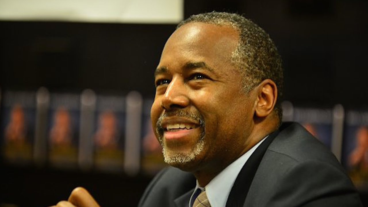 New HUD Secretary Ben Carson Has No Idea What He's Doing