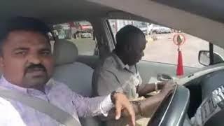 Zambia Police Abusing Motorist