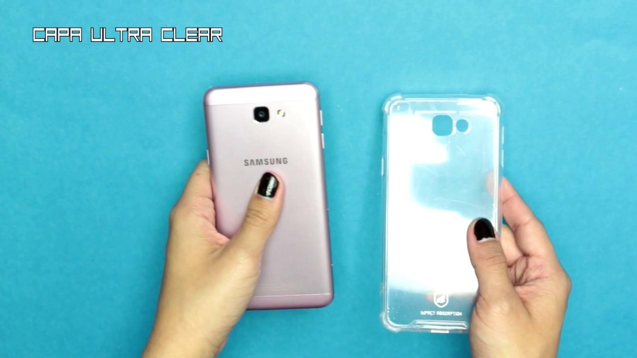 13fae27a1 Capas para Samsung J5 Prime