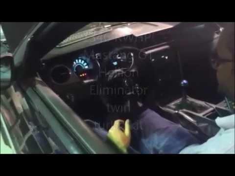 1346 hp Hellion turbo Mustang!