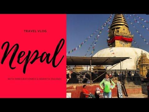 NEPAL - Travel Vlog w Immigrationbiz