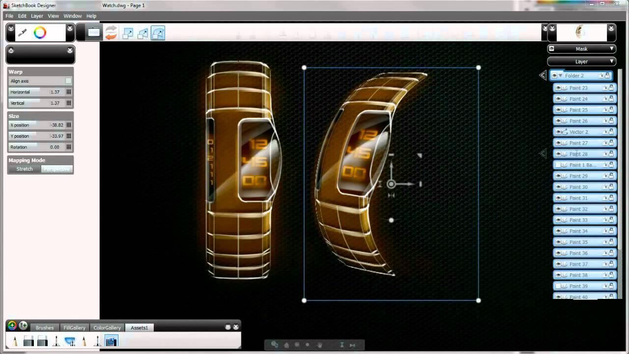 Autodesk Sketchbook Designer 2012 Discount