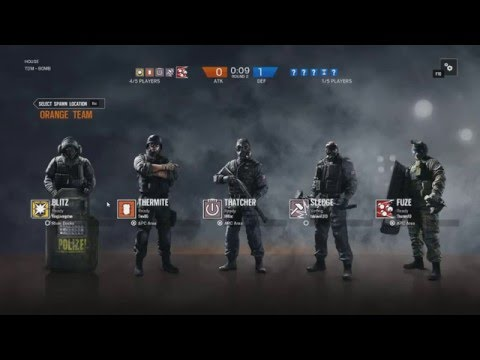 how to get out of a siege ranked match