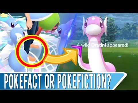 POKEFACT OR POKEFICTION? Going Barefoot in Pokemon GO to Increase Shiny Chances?!