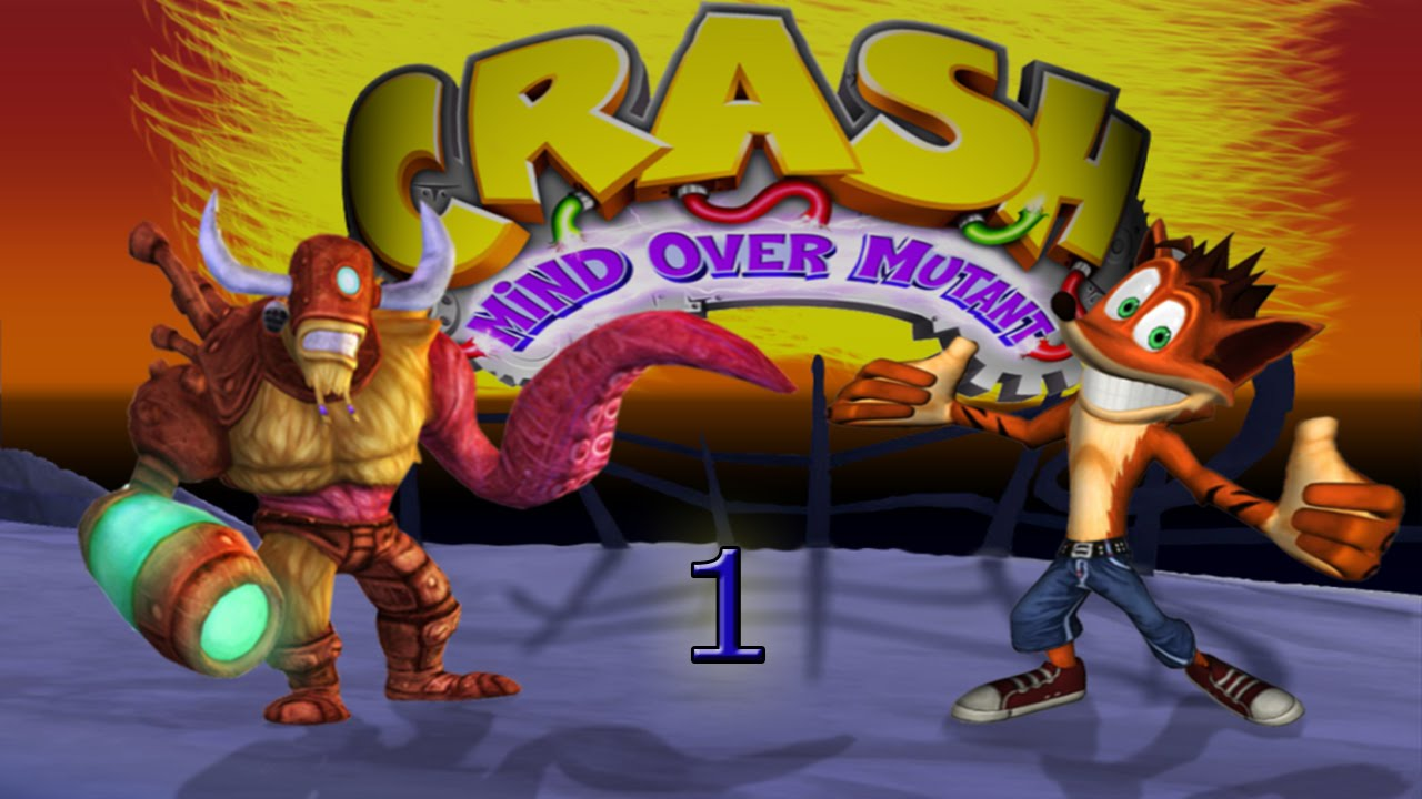 Crash Guerra Al Coco Maniaco Ps2 Walkthrough Episodio 1 Crash Ha Vuelto