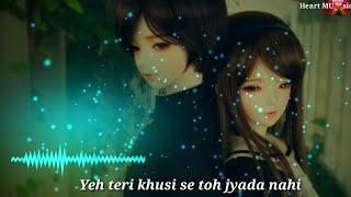 Toh kya hua juda huye sad song   female version love song   Heart MUsic Song.....