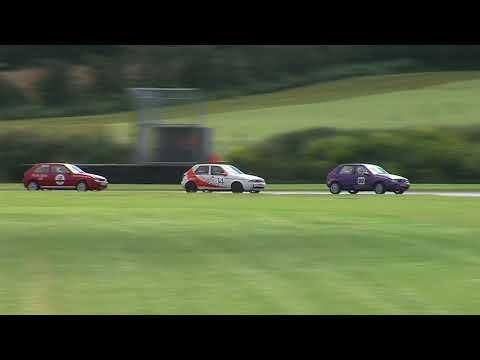Irish FIesta Zetecs 24 06 2017 Race 1