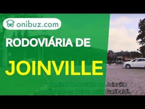 Conheça a Rodoviária de Joinville