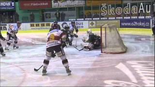 Play off O2 extraligy 2008/2009 - semifinále: HC Sparta Praha vs. HC Energie Karlovy Vary