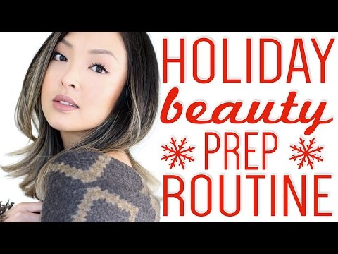 9 Tips For Your Holiday Beauty Prep Routine!