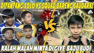 Download lagu SOLO VS SQUAD BARENG SAUDARAKU! GILA SIH BOOCIL BOOCIL GEGE WKWK