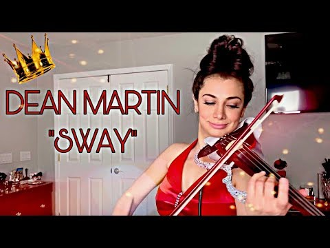 SWAY By Dean Martin Violin Cover