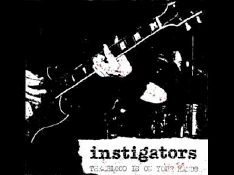 Instigators - The blood is on your hands EP