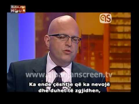 """""""Bugajski Hour"""", interview with Philip Reeker ( US Deputy Assistant Secretary of State )"""
