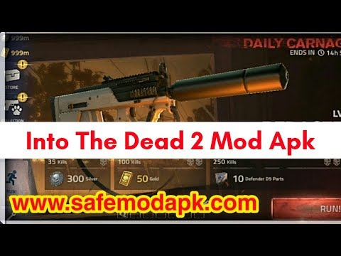 into-the-dead-2-mod-apk-unlimited-ammo-new-version-2019